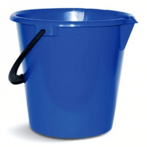 Balde azul 12 Lts. PCO