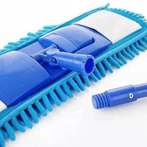 Trapeador piso con cepillo